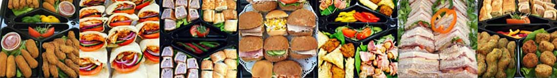 Sandwiches Direct Assorted Food